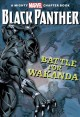 Cover for Battle for Wakanda: starring Black Panther