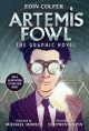 Cover for Artemis Fowl: the graphic novel