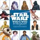 Cover for Star Wars Who's Who in the Galaxy: A Character Storybook