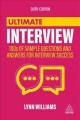 Cover for Ultimate Interview: Master the Art of Interview Success With 100s of Typica...