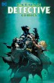 Cover for Batman Detective Comics. Arkham Knight Arkham Knight