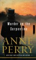 Cover for Murder on the serpentine [Large Print]