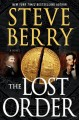 Cover for The lost order [Large Print]