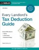Cover for Every landlord's tax deduction guide
