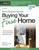 Cover for Nolo's essential guide to buying your first home