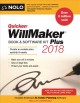 Cover for Quicken WillMaker Plus 2018: book & software kit