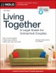 Cover for Living together: a legal guide for unmarried couples