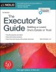 Cover for The executor's guide, [2021]: settling a loved one's estate or trust