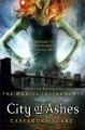 Cover for City of ashes