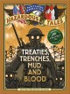 Cover for Treaties, trenches, mud, and blood