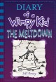 Cover for Diary of a wimpy kid: the meltdown