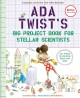 Cover for Ada Twist's big project book for stellar scientists