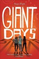 Cover for Giant days