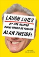 Cover for Laugh lines: my life helping funny people be funnier; a cultural memoir