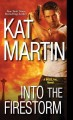 Cover for Into the firestorm