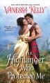 Cover for The Highlander who protected me
