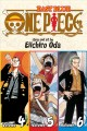 Cover for One piece East Blue. 4-5-6