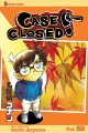 Cover for Case closed. Volume 52