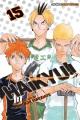Cover for Haikyu!! 15