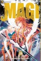 Cover for Magi, the labyrinth of magic. Volume 28
