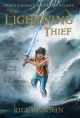 Cover for The lightning thief: the graphic novel