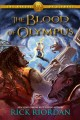 Cover for The blood of Olympus