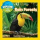 Cover for Rain forests