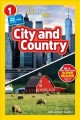 Cover for City and country