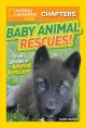 Cover for Baby Animal Rescues!