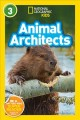 Cover for Animal architects