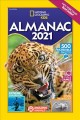 Cover for National Geographic kids almanac 2021.