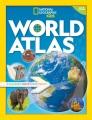 Cover for World atlas.