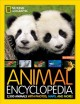 Cover for National Geographic Kids Animal Encyclopedia: 2,500 Animals With Photos, Ma...