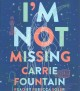 Cover for I'm not missing