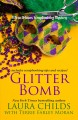 Cover for Glitter bomb [Large Print]