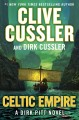 Cover for Celtic empire [Large Print]