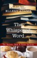 Cover for The whispered word [Large Print]