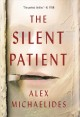 Cover for The silent patient [Large Print]