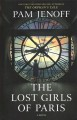 Cover for The lost girls of paris [Large Print]