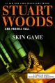 Cover for Skin game [Large Print]