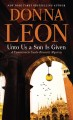Cover for Unto us is a son is [Large Print]