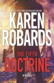 Cover for The fifth doctrine  [Large Print]