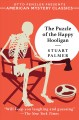 Cover for The puzzle of the happy hooligan [Large Print]