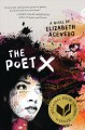 Cover for The poet x [Large Print]