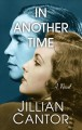 Cover for In another time [Large Print]