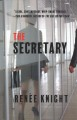 Cover for The secretary [Large Print]