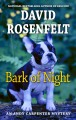 Cover for Bark of night [Large Print]