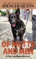 Cover for Of mutts and men [Large Print]