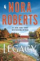 Cover for Legacy [Large Print]