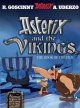 Cover for Asterix and the Vikings: the book of the film